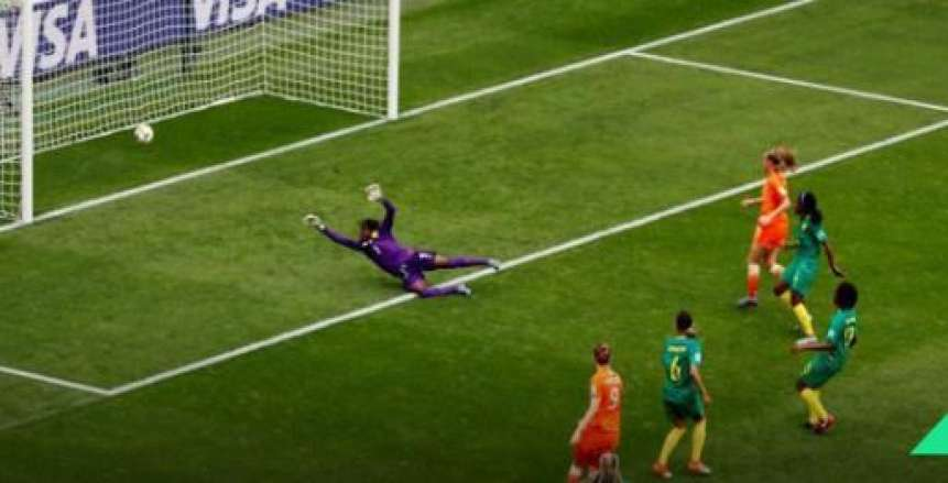كأس العالم للسيدات| منتخب هولندا يتأهل لدور الـ16 على حساب الكاميرون