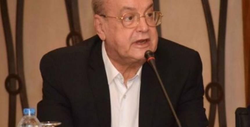 وفاة سامح مباشر عضو اللجنة الأولمبية بكورونا