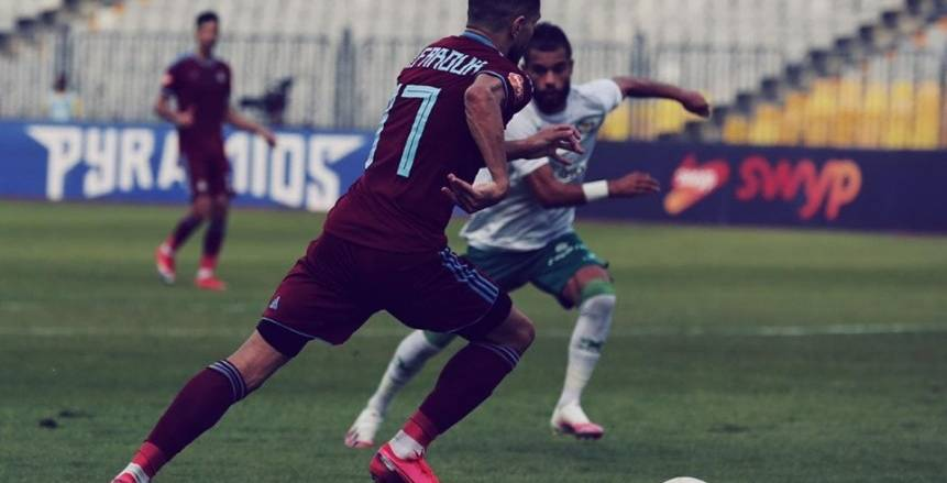 بيراميدز والمصري في الدوري