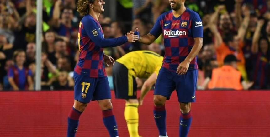 """المشاكل تحاصر برشلونة بعد الخسارة من بلباو.. وبايرن يصالح جماهيره بـ""""كوتينيو"""""""
