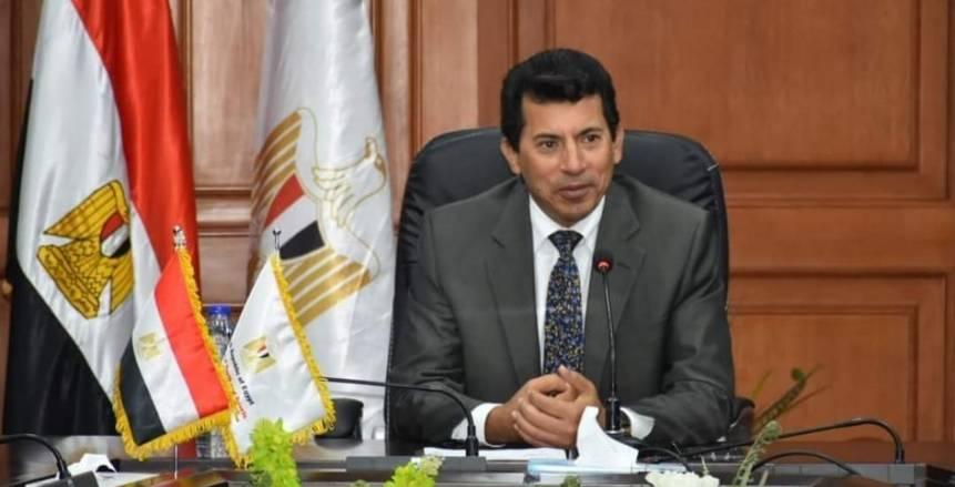 أشرف صبحي: انتخابات الزمالك الجديدة في أغسطس وسيتم هدم ستاد بورسعيد
