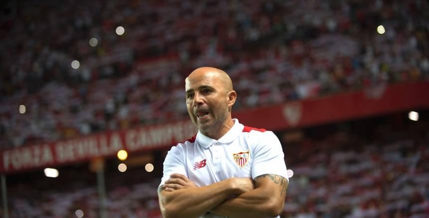 سامباولي يثير الجدل حول تدريبه لبرشلونة