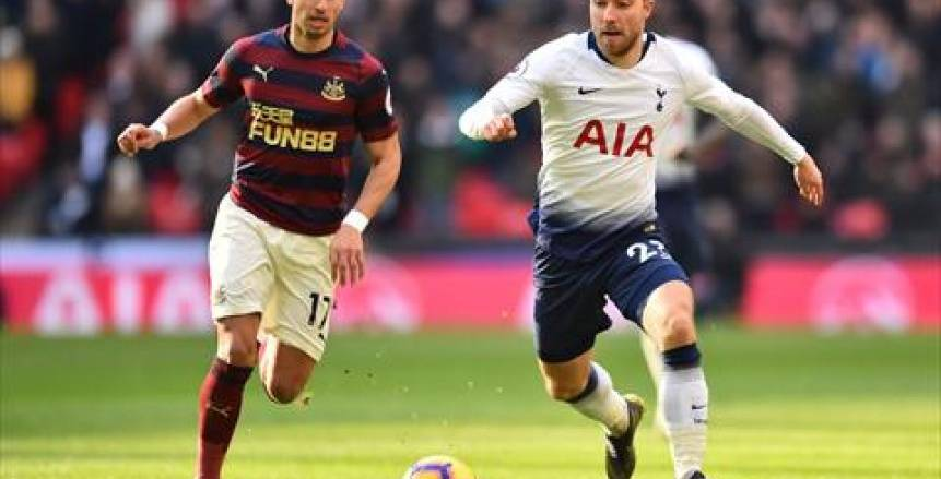 الدوري الإنجليزي| توتنهام يؤمن المركز الثالث بالفوز على ليستر سيتي بـ«ثلاثية»