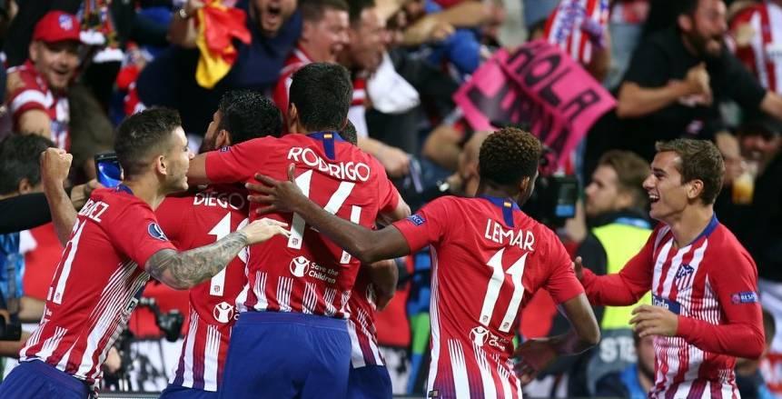 شبح الإيقاف يواجه نجم أتلتيكو مدريد قبل مواجهة برشلونة