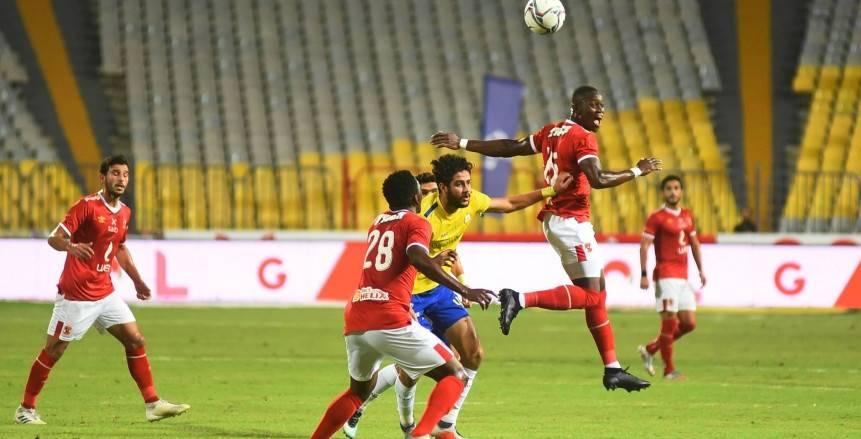 الإسماعيلي يخاطب الجبلاية لنقل مباراة الأهلي من برج العرب إلى المكس