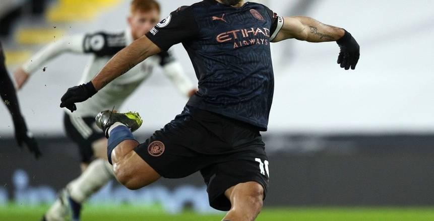 مانشستر سيتي يهزم فولهام بثلاثية نظيفة في الدوري الإنجليزي