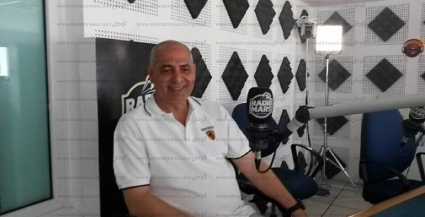 بدر حامد مديرا لقطاع الناشئين بالزمالك