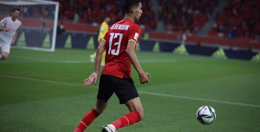 مران الأهلي: موسيماني يفضل إراحة بانون ضد المصري ويحاضر اللاعبين بالفيديو