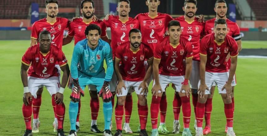 موعد مباراة الأهلي الودية أمام المقاولون العرب والقنوات الناقلة