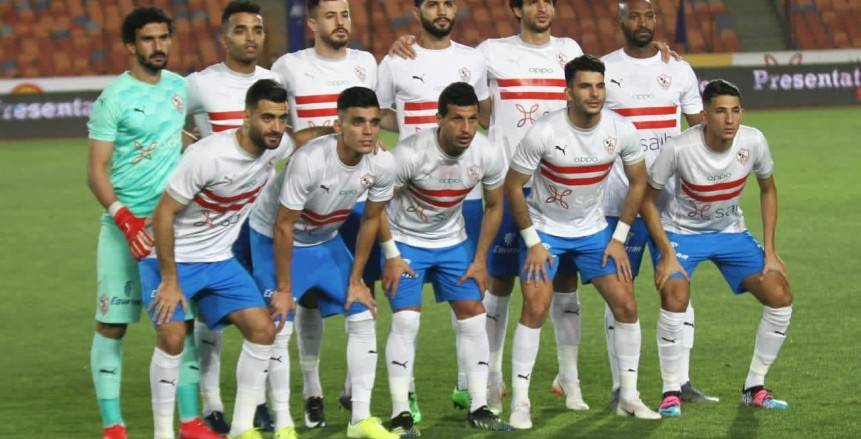 موعد مباراة الزمالك وإنبي القادمة في الدوري المصري