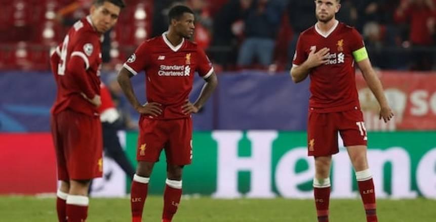 ورطة في ليفربول قبل نهائي دوري أبطال أوروبا