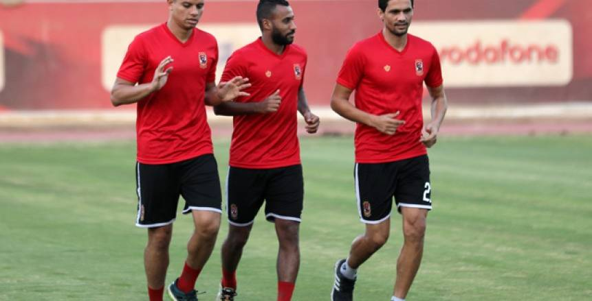 الأهلي يعلن عودة «سعد سمير وباسم وصلاح محسن» للتدريبات الجماعية