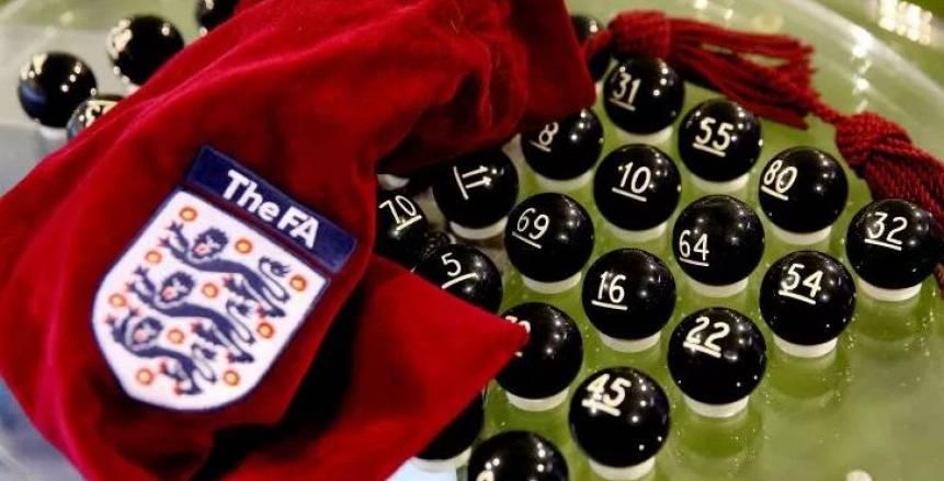 مواجهات في المتناول للكبار في الدور ثمن النهائي من كأس الاتحاد الإنجليزي