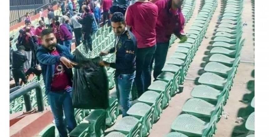 شوبير يشيد بتصرف جماهير الأهلي في ملعبه الجديد