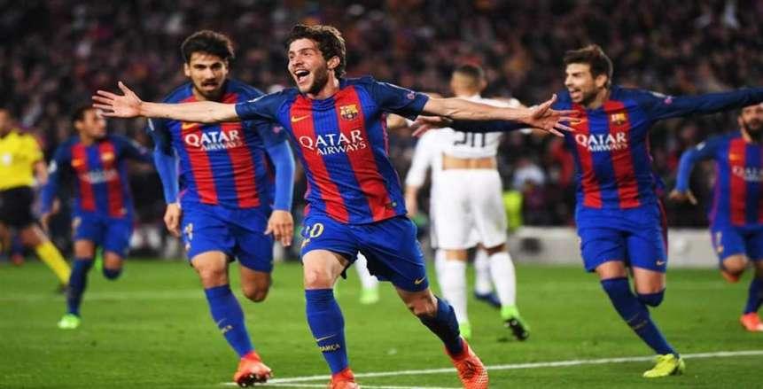 بث مباشر مباراة برشلونة وسان جيرمان اليوم 15-2-2021 بدوري أبطال أوروبا