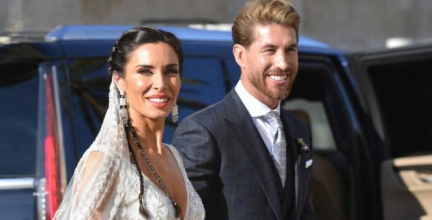 أبرزهم زيدان ورونالدو وبنزيمة.. تعرف على قائمة الغائبين عن حفل زفاف راموس