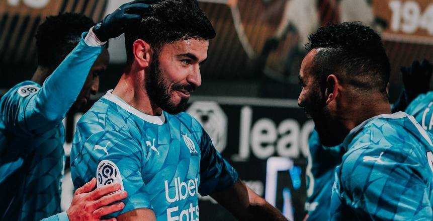 مارسيليا يواصل انتصاراته ويعزز مركزه في وصافة الدوري الفرنسي