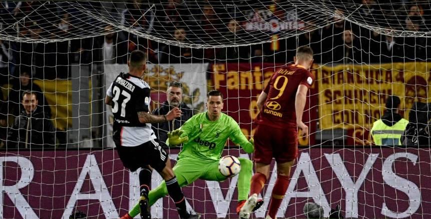 روما يفوز على يوفنتوس.. ويقترب من حسم بطاقة الدوري الأوروبي