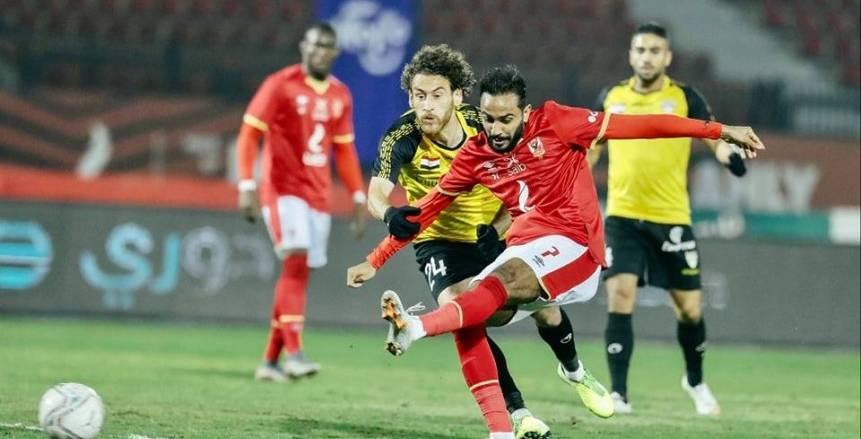 ترتيب الدوري المصري بعد فوز الأهلي والزمالك
