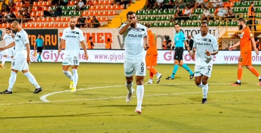 كشف حساب لـ أحمد ياسر ريان في الدوري التركي: «أهداف متأخرة وإصابة»