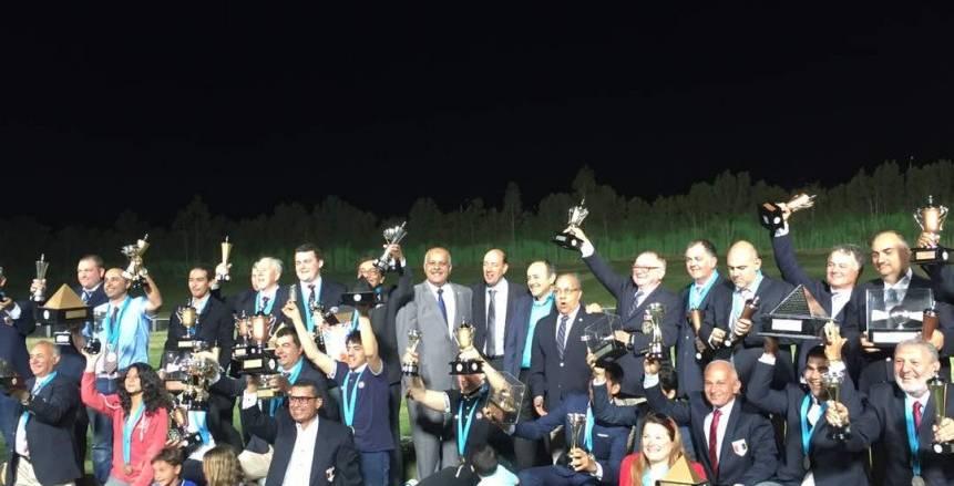 مصر تتوج بلقب البطولة الإفريقية للرماية على الأطباق المروحية