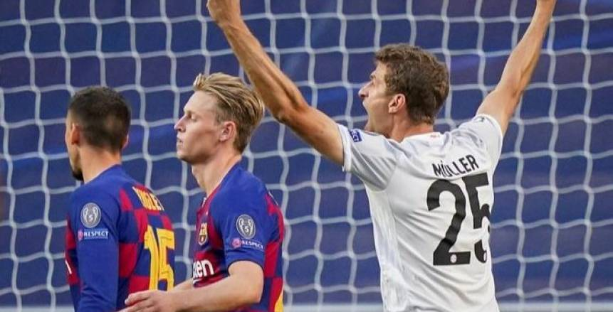 ألبا وكوتينيو وديست في قائمة برشلونة ضد بايرن ميونخ بدوري أبطال أوروبا