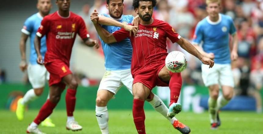 موعد مباراة ليفربول ضد شالكه والقنوات الناقلة وموقف محمد صلاح من المشاركة