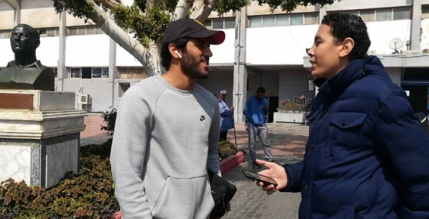الحوار الكامل.. مروان محسن: لن نفرط في فرصة الفوز بالدوري.. وسأكون صاحب هدف الفرحة أمام الزمالك