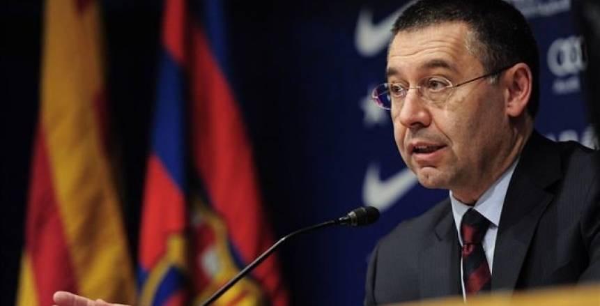 السلطات الإسبانية تطلق سراح رئيس برشلونة السابق بعد تحقيقات «الفساد»