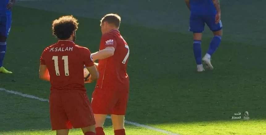 صحف إنجلترا تعلق على ضربة جزاء ليفربول وإفساد فرحة صلاح من قبل لاعبي كارديف
