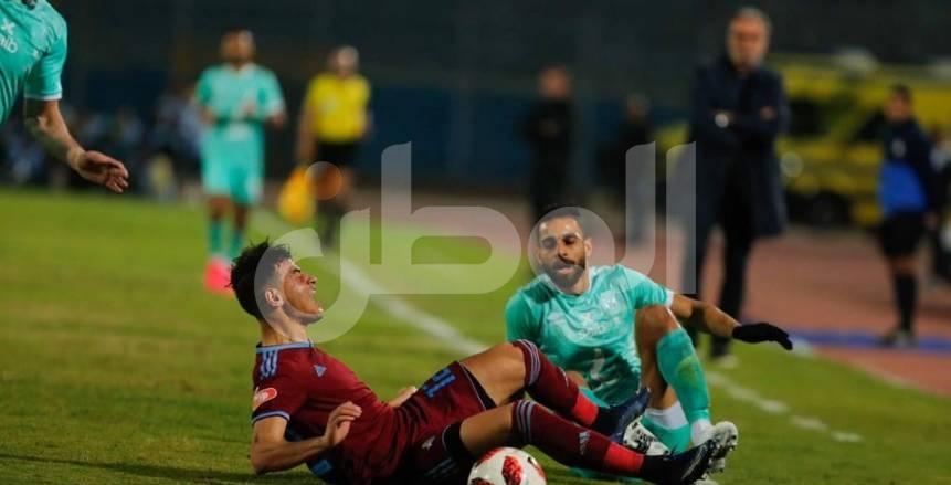الأهلي يخطف فوزا ثمينا من بيراميدز في الدوري