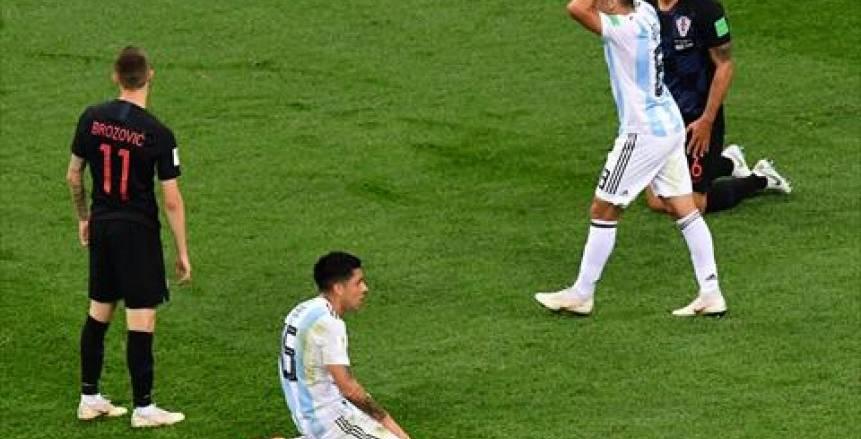 الأرجنتين وكرواتيا