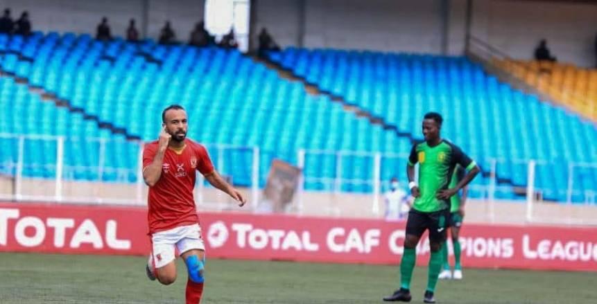 مباراة الأهلي وفيتا كلوب في ستاد الشهداء