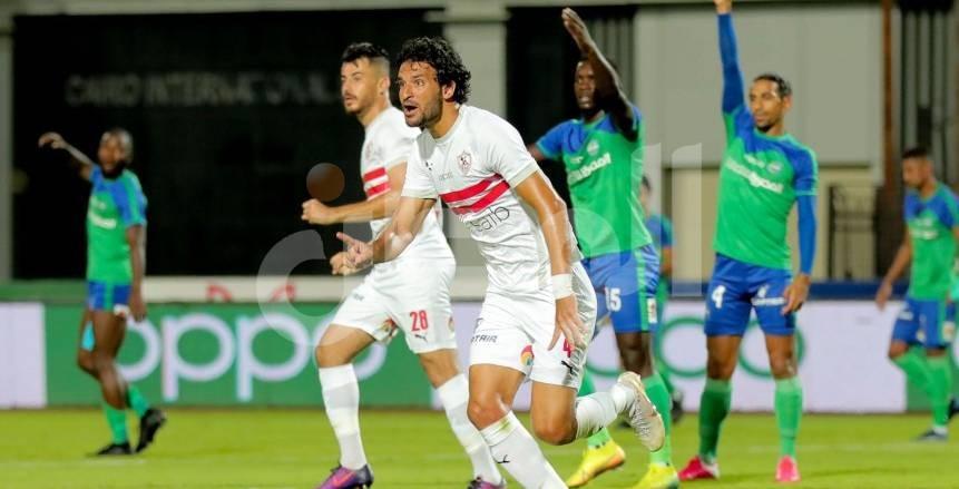 مباريات كأس مصر 2021 القادمة.. الزمالك يواجه المقاصة والأهلي مع إنبي