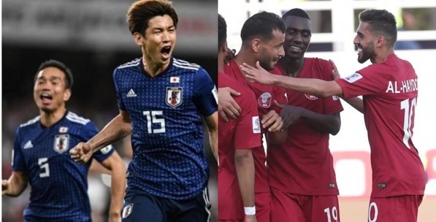 كأس أمم آسيا| منتخب قطر يواجه اليابان في نهائي تحطيم الأرقام القياسية