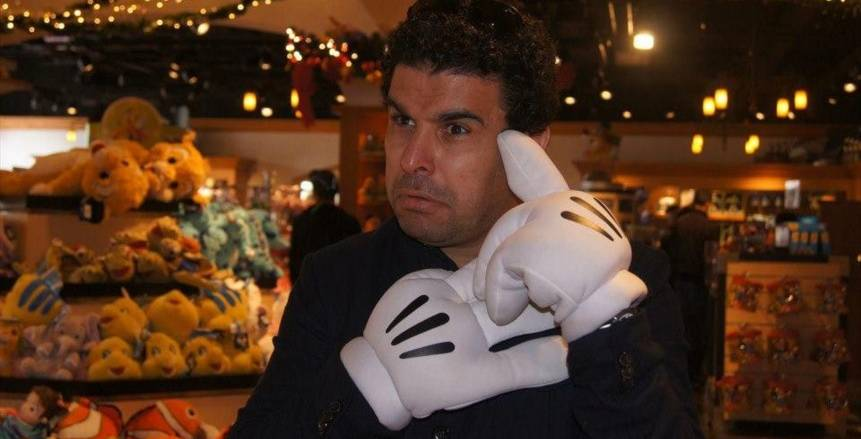 """خالد الغندور :""""هعمل خناقات مع رئيس الزمالك المعزول الفترة المقبلة"""""""