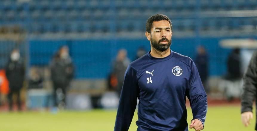 حسام البدري يرفض عودة أحمد فتحي للمنتخب الوطني