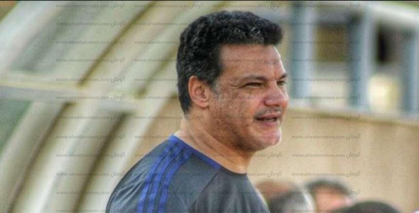 """رسميًا.. كما انفردت """"الوطن سبورت"""".. إيهاب جلال مستمر مع مصر المقاصة"""