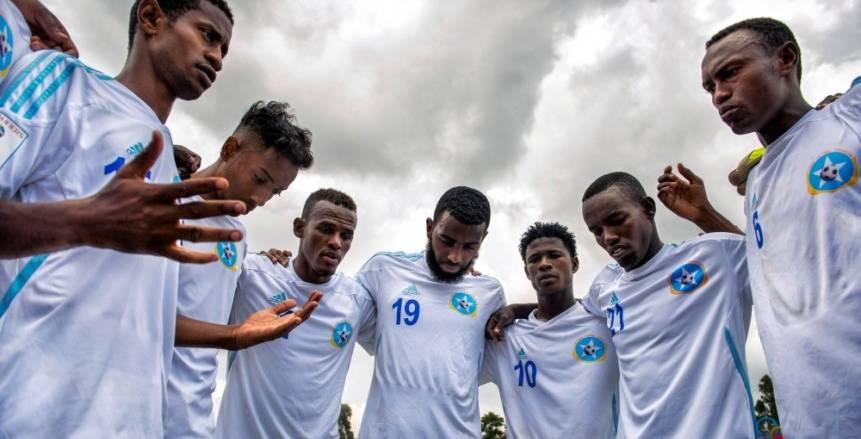 تصفيات أفريقيا لمونديال 2022.. بالفيديو.. انتصار تاريخي للصومال.. والسودان يكتسح تشاد