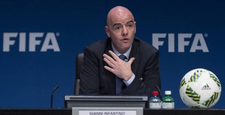 إنفانتينو: يجب إعادة ترتيب جدول المباريات الدولية والكرة الأفريقية تتطور