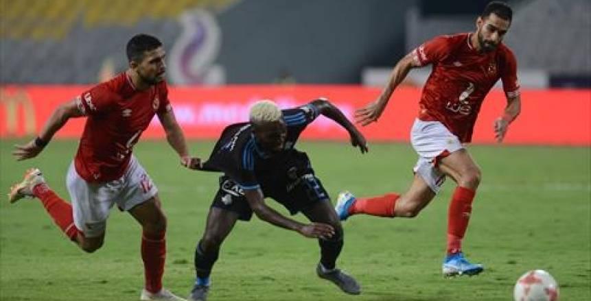 في خطاب رسمي.. الأهلي يطالب اتحاد الكرة بخطوات فعلية لإيقاف أخطاء التحكيم