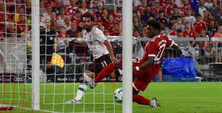 ماذا ينتظر صلاح أمام بايرن ميونيخ؟ 3 تحديات أمام هداف ليفربول