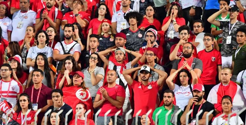 مباراة تونس والسنغال في أمم أفريقيا