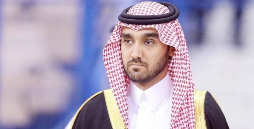 رئيس هيئة الرياضة السعودية