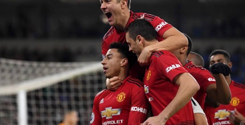 الشوط الأول| مانشستر يونايتد يتقدم على هدرسفيلد بهدف «ماتيتش» في الدوري الإنجليزي