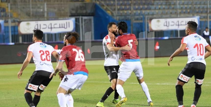 بث مباشر.. مشاهدة مباراة الزمالك وبيراميدز في نهائي كأس مصر