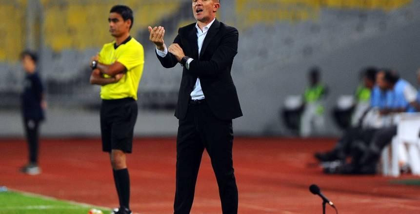 الزمالك يستعد للمقاصة في كأس مصر
