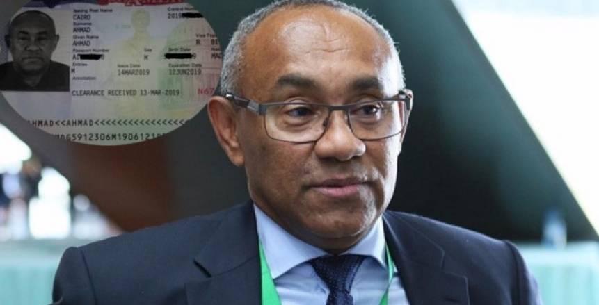 تقارير تونسية: فيديو يورط أحمد أحمد في أزمة نهائي دوري أبطال أفريقيا