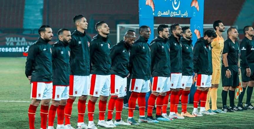أهداف مباراة الأهلي وغزل المحلة بالجولة الثانية للدوري المصري