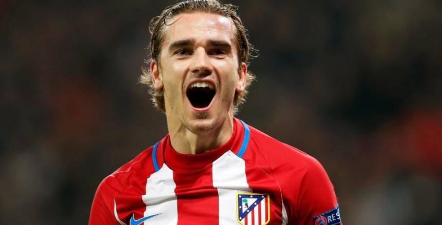 دوري أبطال أوروبا| «جريزمان» يقود تشكيل أتلتيكو مدريد لمواجهة يوفنتوس